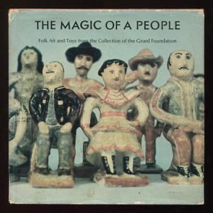 The Magic Of A People      Alexander Girard