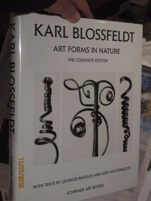 Karl Blossfeldt: Art Forms in Nature, The Complete Edition