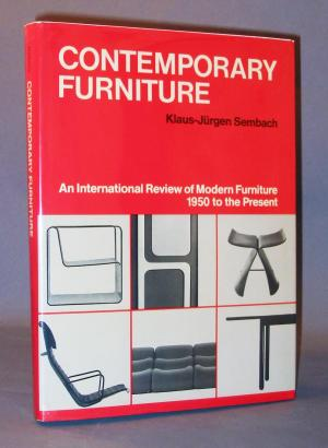 Contemporary Furniture   An International Review of Modern Furniture  1950 to the Present