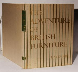 The Adventure Of British Furniture  1851-1951