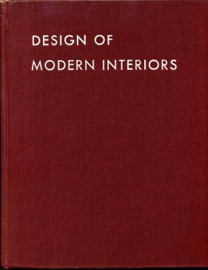 Design of Modern Interiors