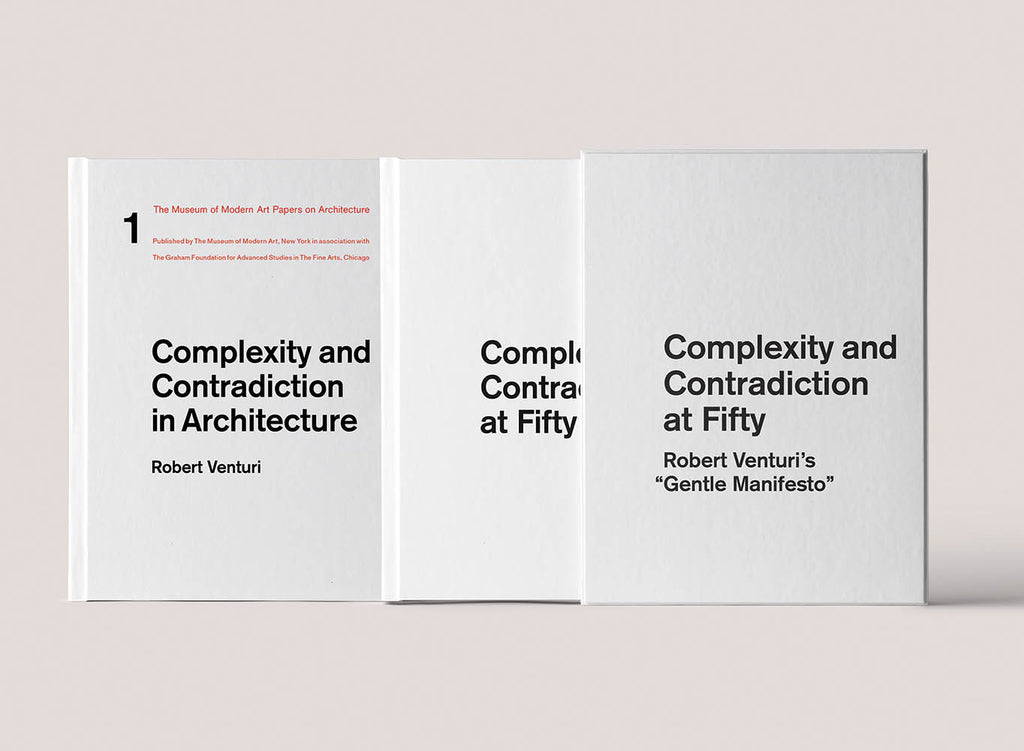 "Complexity and Contradiction at Fifty: Robert Venturi's ""Gentle Manifesto"""