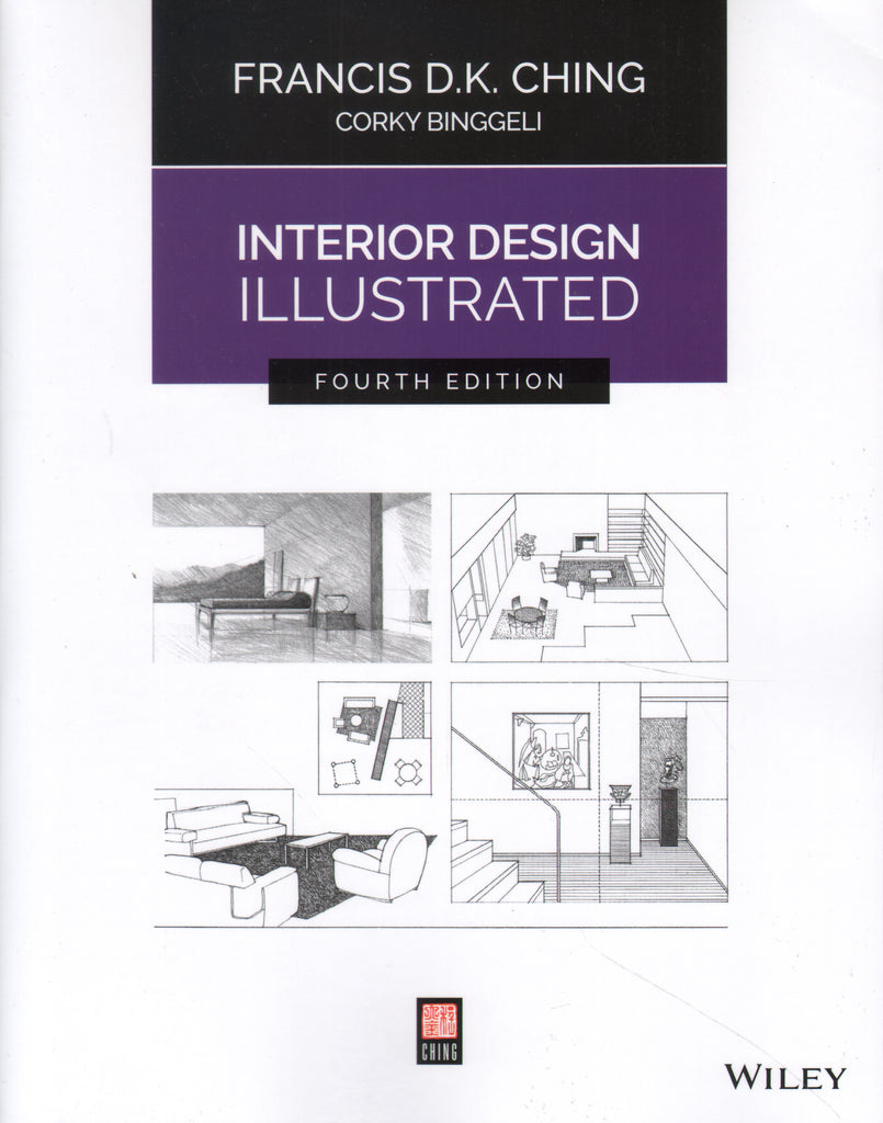 Interior Design Illustrated, Fourth Edition