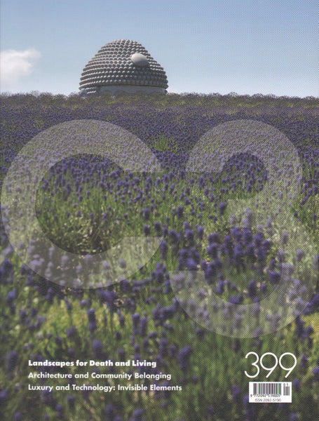 C3 No. 399 Landscapes for Death and Living: Architecture and Community Belonging