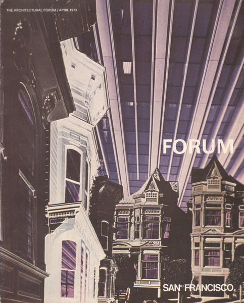Architectural Forum April 1973