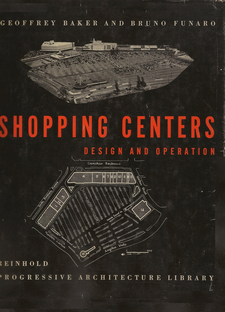 Shopping Centers. Design and Operation
