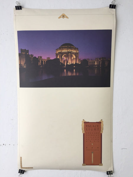 Bernard Maybeck - Palace Light - Palace Of Fine Arts (Poster)