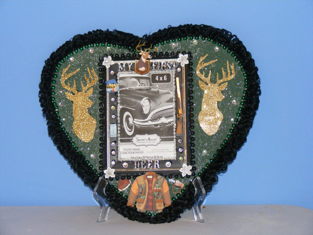 My First Deer Picture Frame Desirable Designs By Rita Denise Mcmanama