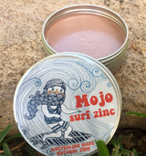 Mojo Surf Zinc In Brown