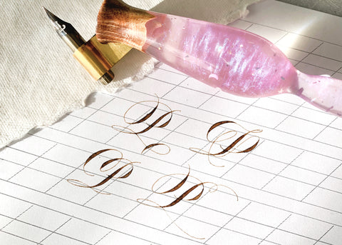 Private Calligraphy Lessons-Ink Me This