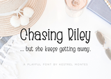 Chasing Rilay Digital Font-wedding invitation font-Ink Me This