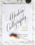 Modern Calligraphy: An Intensive Practice Workbook-Ink Me This