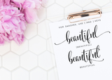 Sifted Modern Calligraphy Font