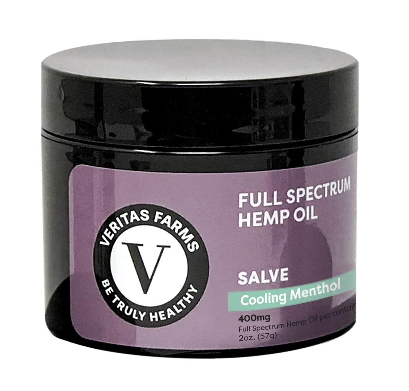 full spectrum cbd salve