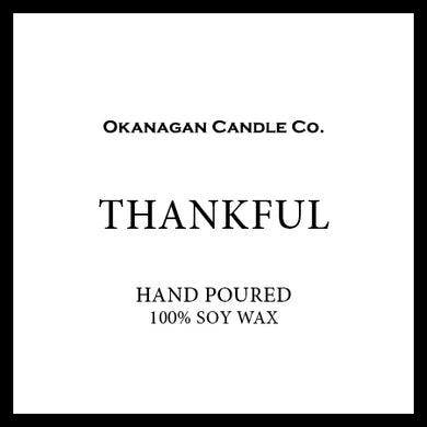 Thankful - 10 oz