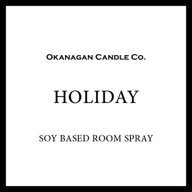 Holiday Room Spray