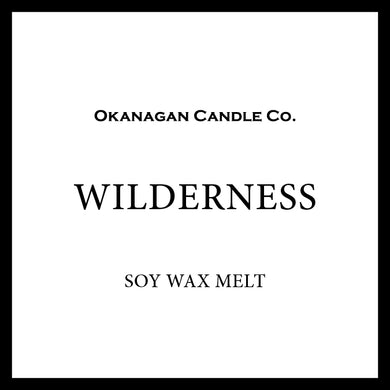 Wilderness Wax Melt