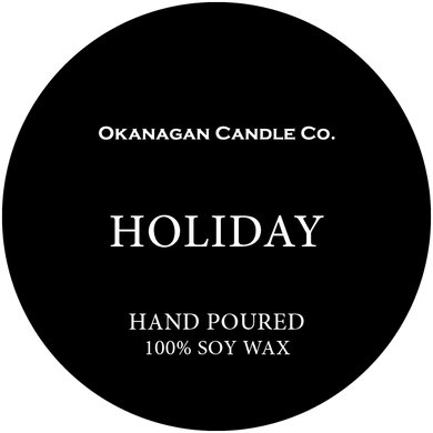 Holiday - 4 oz tin