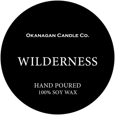 Wilderness - 4 oz tin