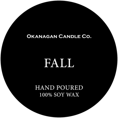 Fall - 4 oz tin