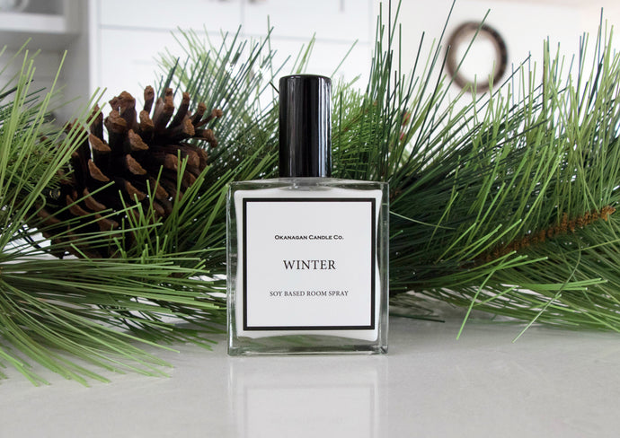 Winter Room Spray
