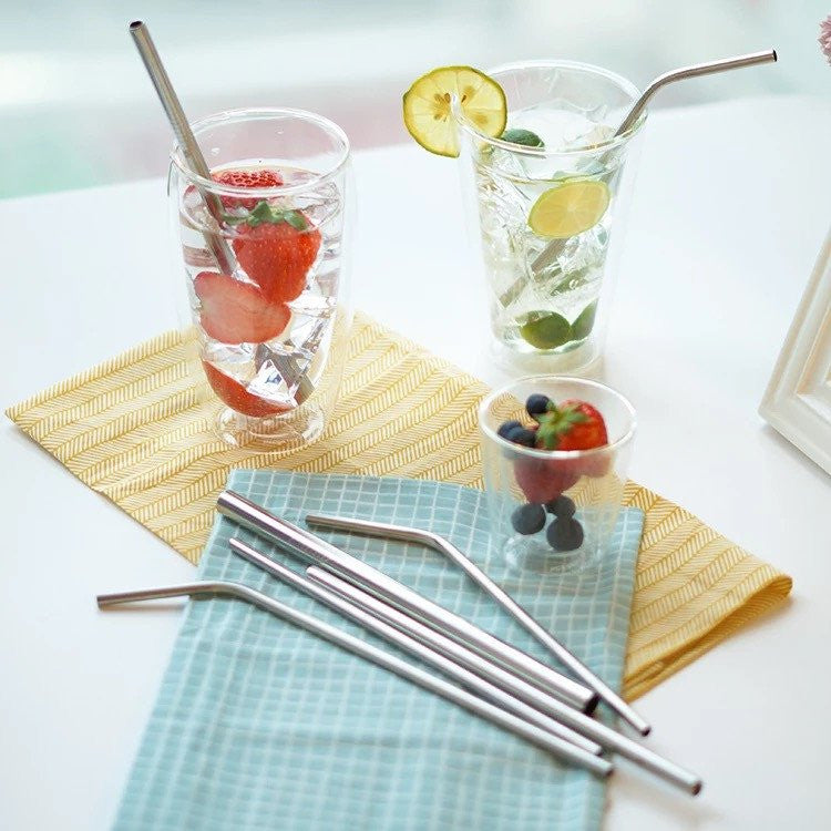 How Did Factory Make Stainless Steel Straw?