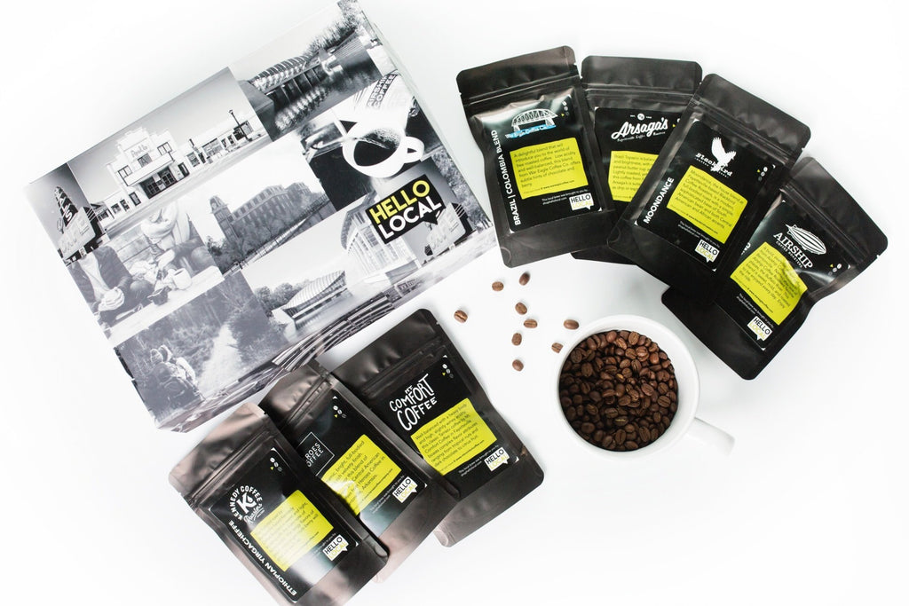 NWA Coffee Tour Gift Box
