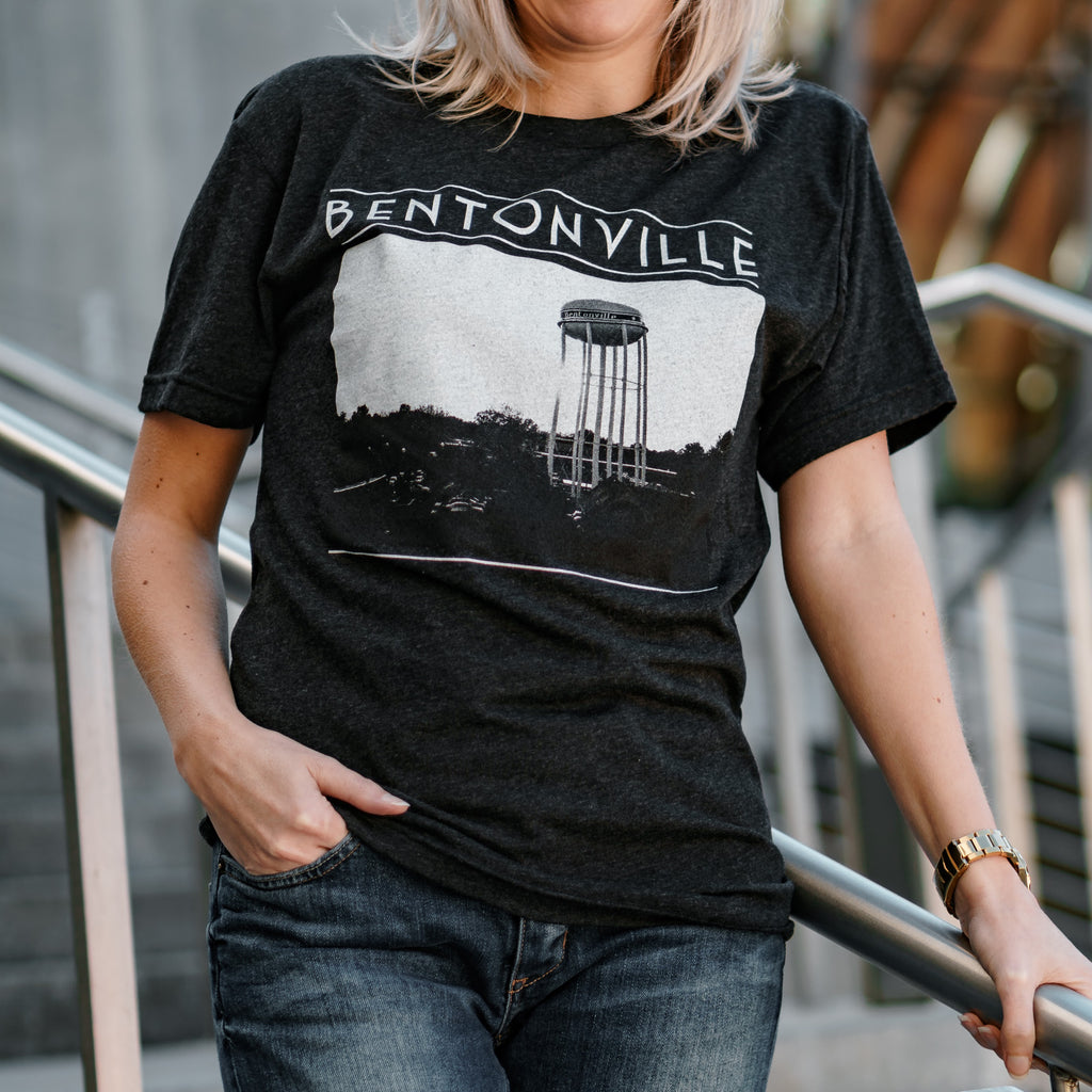 Bentonville Water Tower T-Shirt