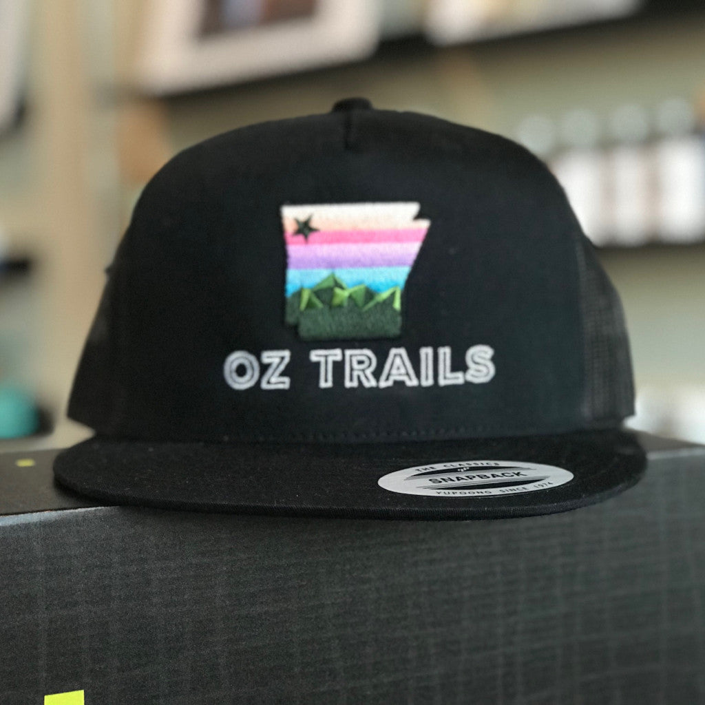 Oz Trail Hat (Black)