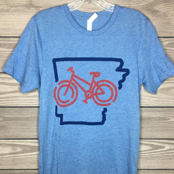 Arkansas Cycling Shirt