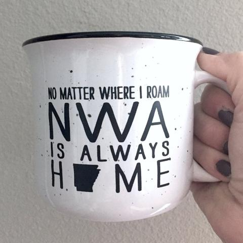 NWA Always Home Coffee Mug