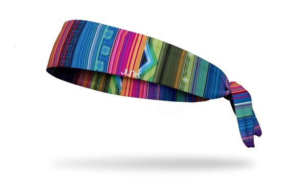 On the Border Flex Tie Headband by JUNK Brands