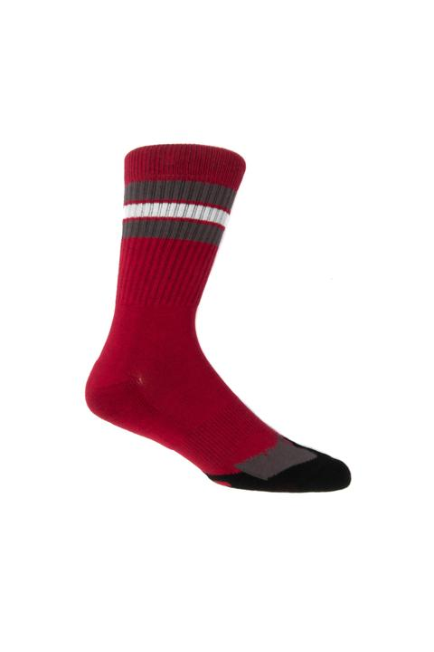 Arkansocks The Hog Leg (Team Red & Black)