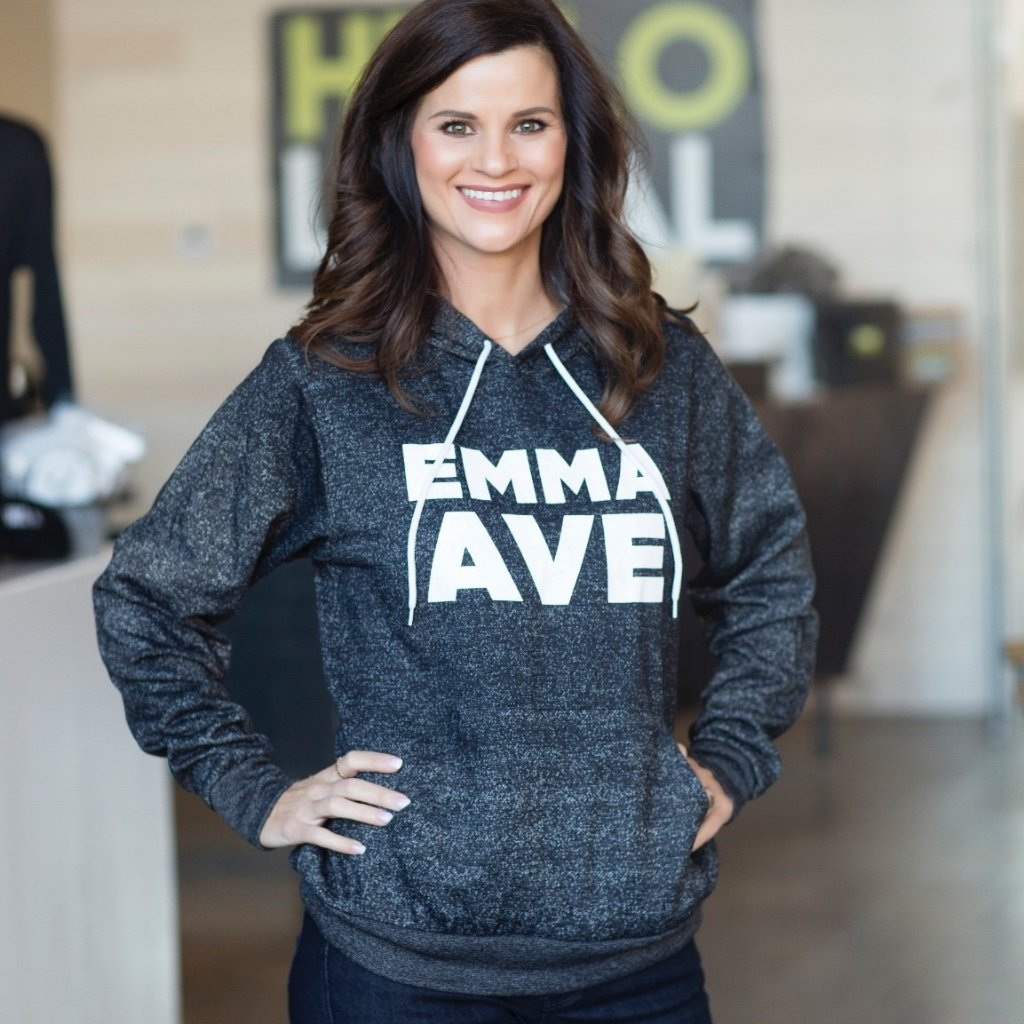 Emma Ave Fleece Pullover