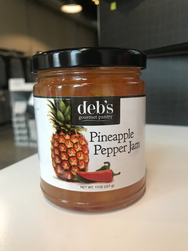 Deb's Gourmet Pantry Pineapple Pepper Jam