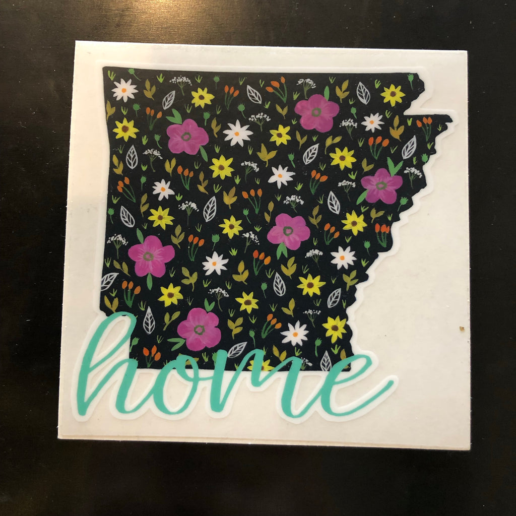 AR Home Sticker