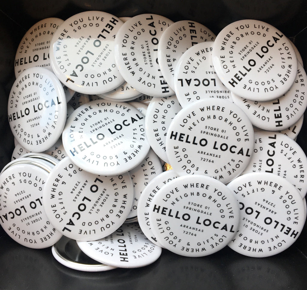 Hello Local Buttons