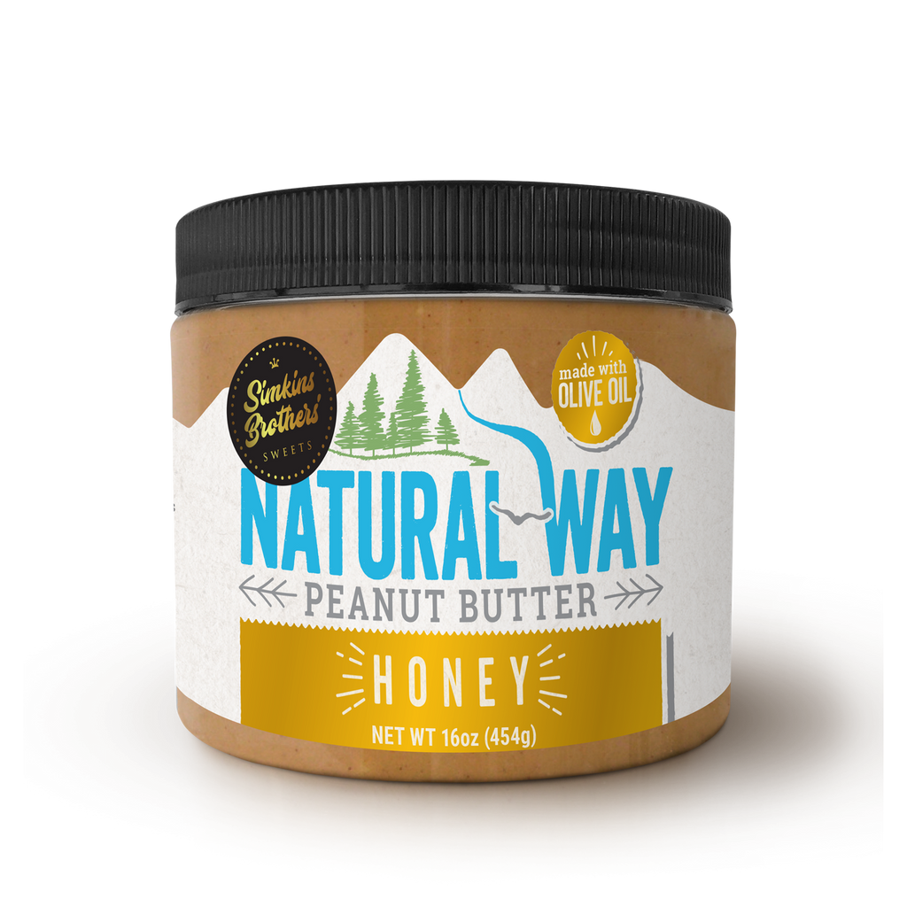 Natural Way Peanut Butter Honey