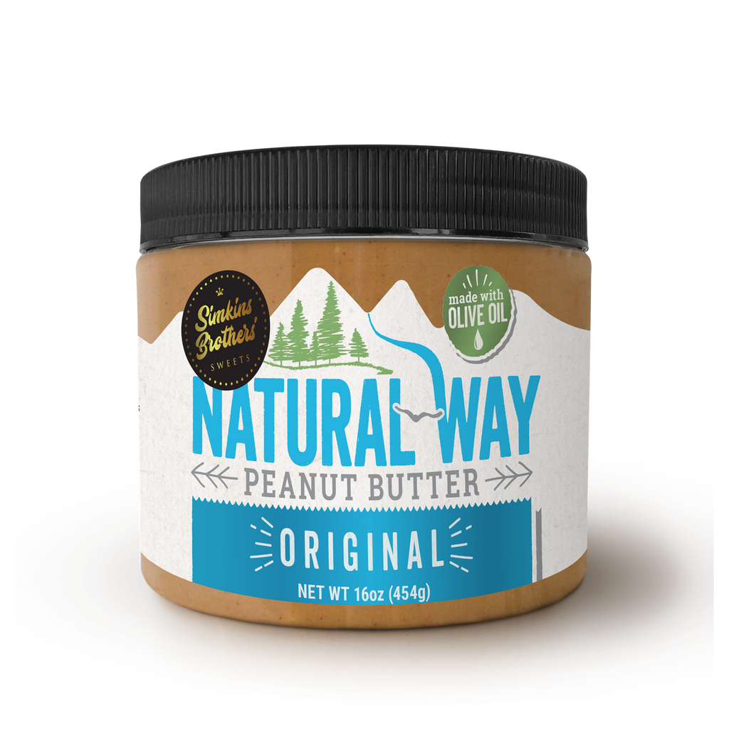 Natural Way Peanut Butter Original