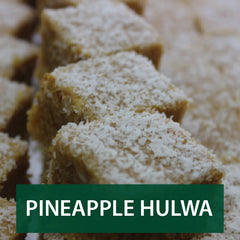 pineapple hulwa