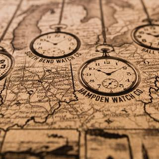 The Map of the Great American Watch Companies