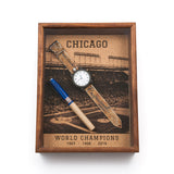 """Chicago World Champions"" Commemorative Set"