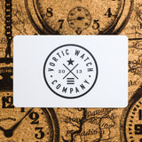 Vortic Watch Company Gift Card