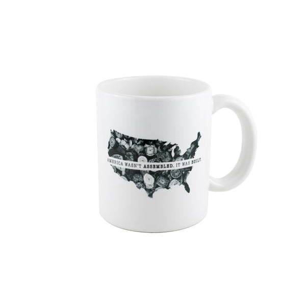 America Wasn't Assembled Coffee Mug
