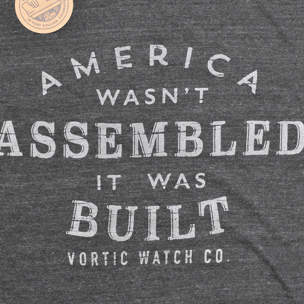 America Wasn't Assembled T-Shirt – America Wasn't Assembled T-Shirt