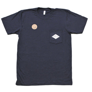 Vortic Watch Company Pocket T-Shirt