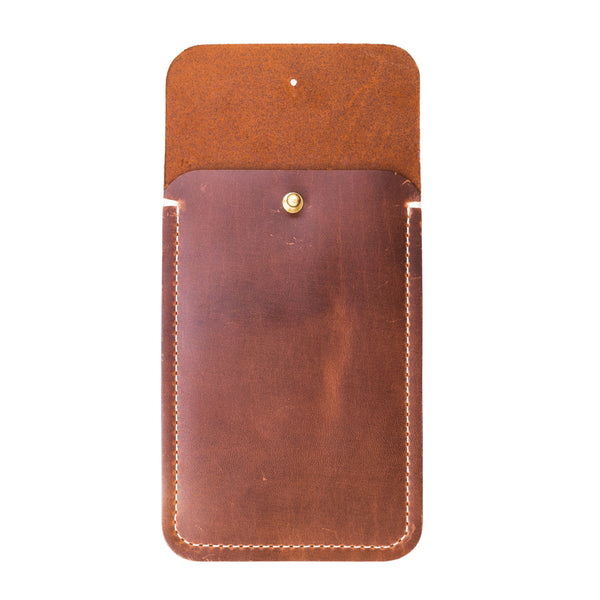 Single Leather Watch Case