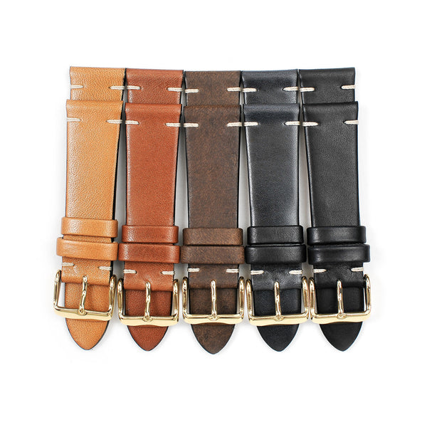 Artisan Series Stylecraft Leather Watch Straps