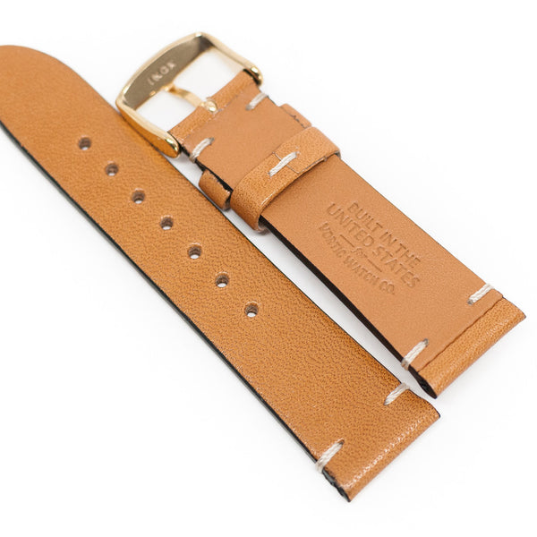 Artisan Series Leather Watch Straps