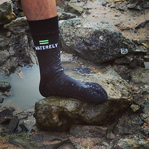 WATERFLY Waterproof Socks Review